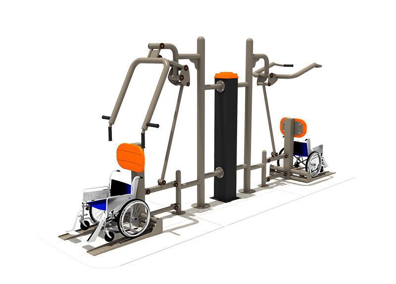 attrezzature fitness inclusive
