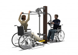 attrezzature fitness inclusive