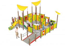 playground inclusivo
