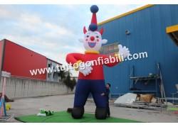 Totem Gigante Clown