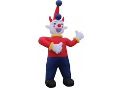 Totem Gigante Clown