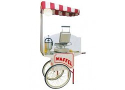 Carrettino Mini Waffel