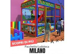 Pacchetto Ludoteca Milano