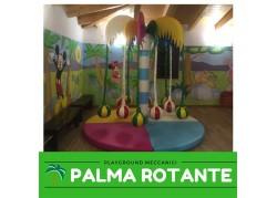 Playground Meccanico Palma Rotante