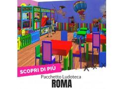 Pacchetto Ludoteca Roma