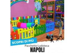 Pacchetto Ludoteca Napoli