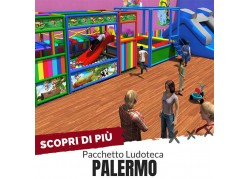 Pacchetto Ludoteca Palermo