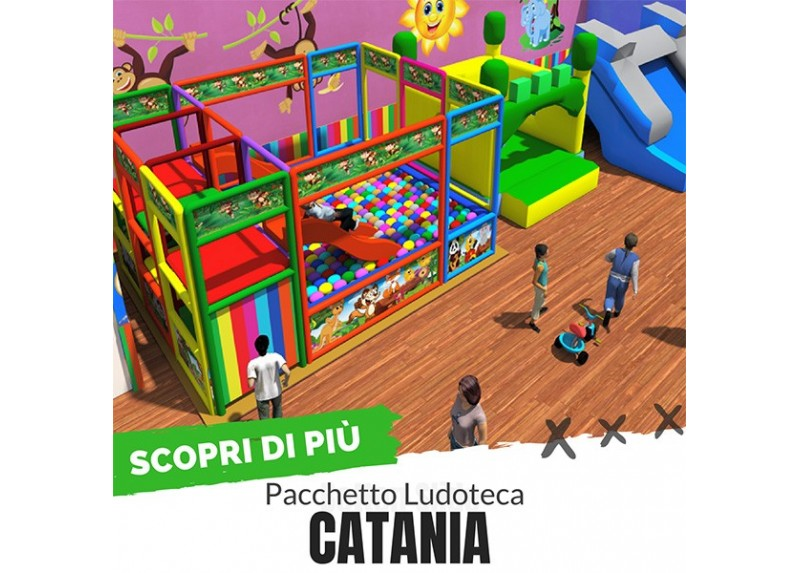 Pacchetto Ludoteca Catania