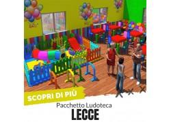Pacchetto Ludoteca Lecce