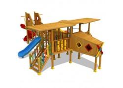 Playground in Legno - WP 021