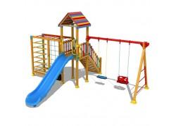 Playground in Legno - WP 022