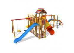 Playground in Legno - WP 024