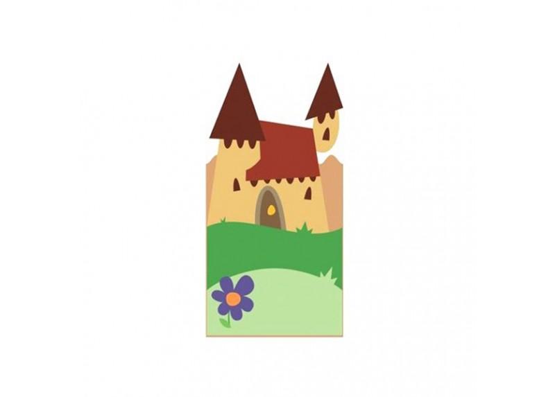 """""""La Fortezza"""" Pannello Decorativo Base 150"""