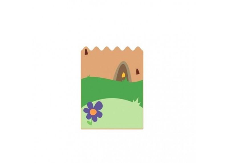 """""""La Fortezza"""" Pannello Decorativo Fiore"""