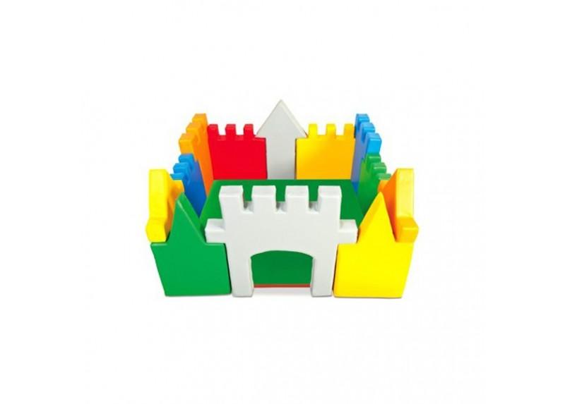 Castello soft – costruzione