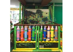 Vasca Spugne Playground