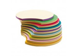 Set di 9 materassi arcobaleno