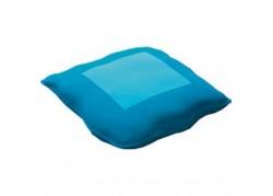 Cuscino bicolore