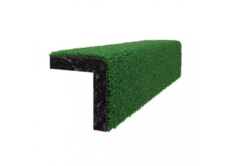 Angolare di sicurezza in erba sintetica