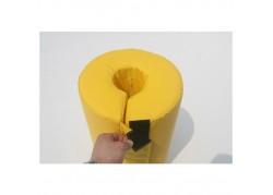 Protezione cilindrica anti trauma