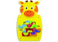 Pannello Sensoriale Giraffa