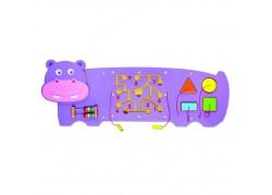Pannello Sensoriale Hippo
