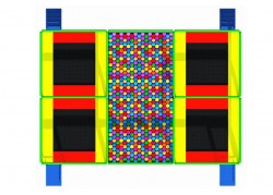 tappeti elastici per bambini