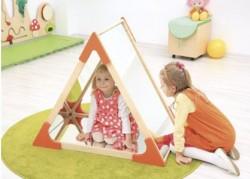 Triangolo con Specchi