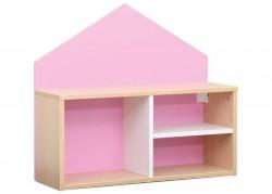 pensile a forma di casa