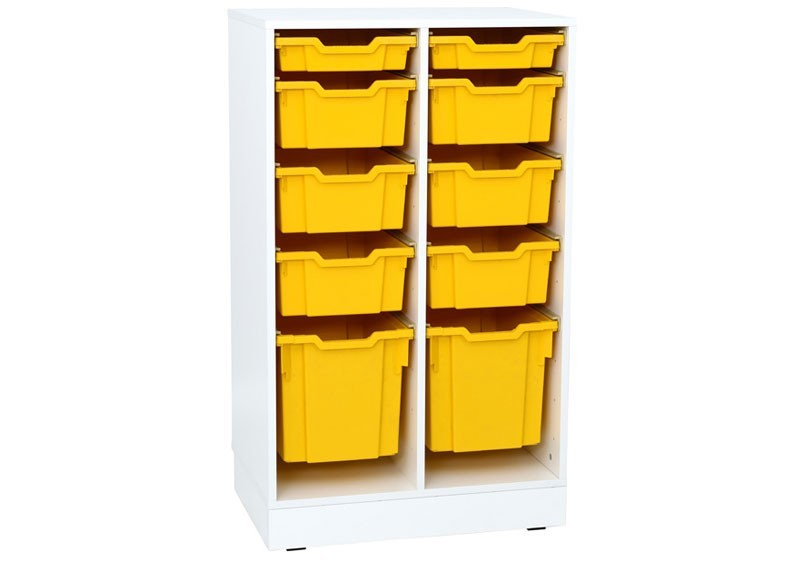 mobile portatutto con contenitori