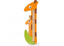 metro a forma di giraffa