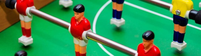 Table Soccer & Other Table Sports