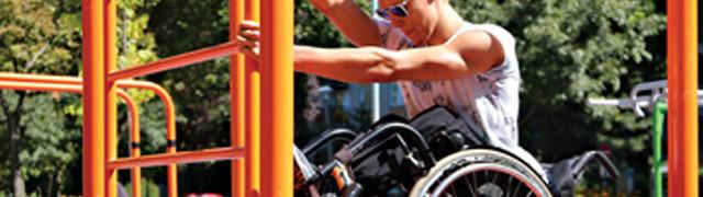 Inclusive Fitness Equipment  - Tutto Gonfiabili
