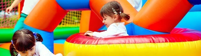 Inflatable Obstacle Courses & Combined Inflatables