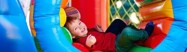 Giostre Gonfiabili per Bambini: il divertimento ideale al parco e in spiaggia - Tutto Gonfiabili