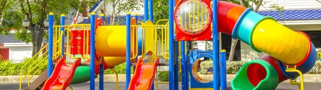 Metal Playgrounds