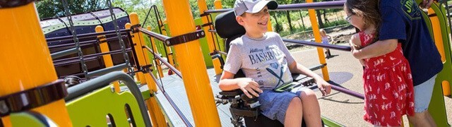 Attrezzature Inclusive: articoli multifunzione per tutti i bambini – Tutto Gonfiabili